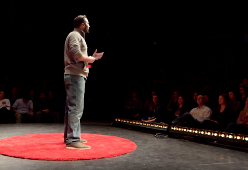 A Few Things I Learned Giving My First TEDx Talk…