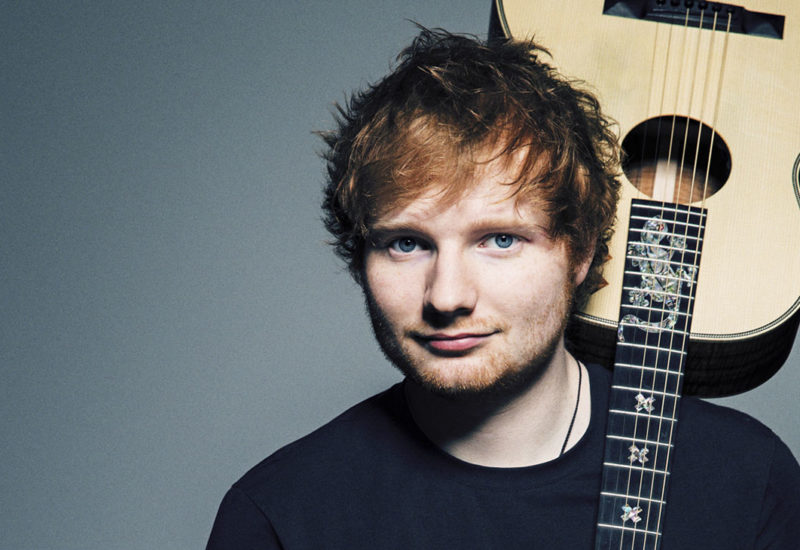 Ed Sheeran: Being Weird is a Wonderful Thing…